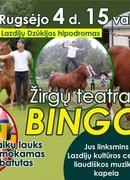 "Horse Theater ""Bingo"" and horse race ""Lazdijai Region Cup"""