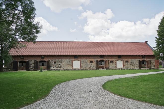 Equestrian farm of Aštriosioji Kirsna Manor