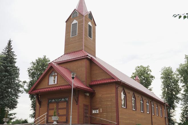Kapčiamiesčio Dievo Apvaizdos bažnyčia