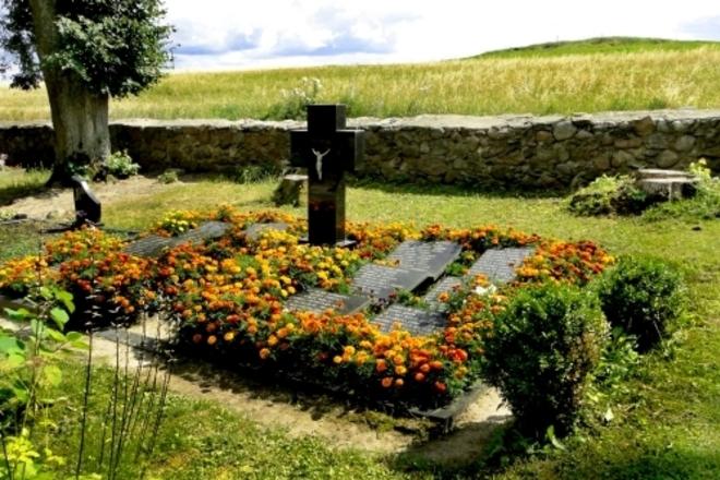 Seirijų krašto partizanų kapavietė (perlaidotų partizanų vieta)