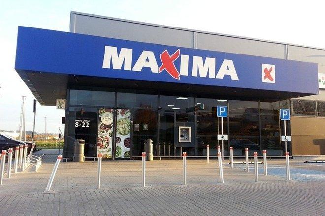 Einkaufszentrum Maxima