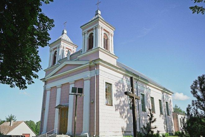 Krosnos Šv. Apaštalo Evangelisto Mato bažnyčia