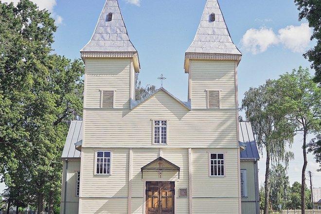 Šeštokų Švč. Mergelės Marijos, Nuolatinės Gelbėtojos, bažnyčia