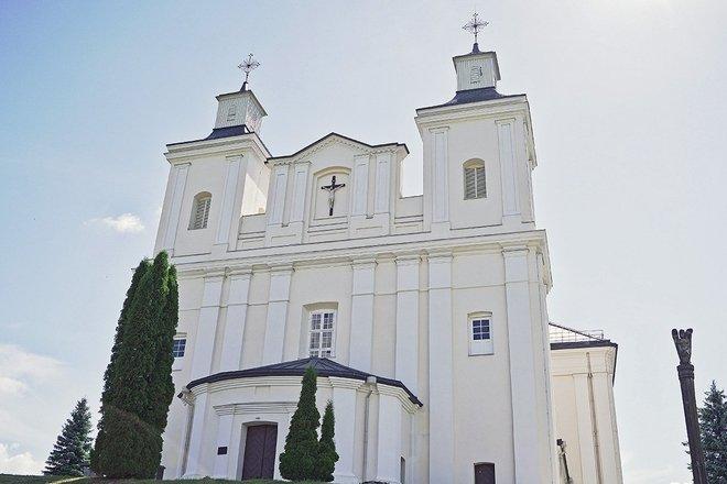 Rudaminos Švč. Trejybės bažnyčia