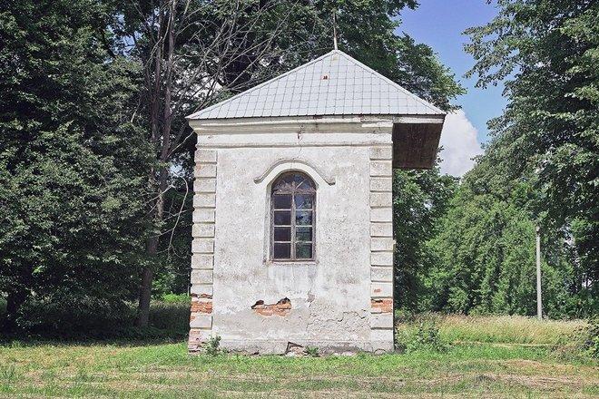 Sperskių mauzoliejinė koplyčia