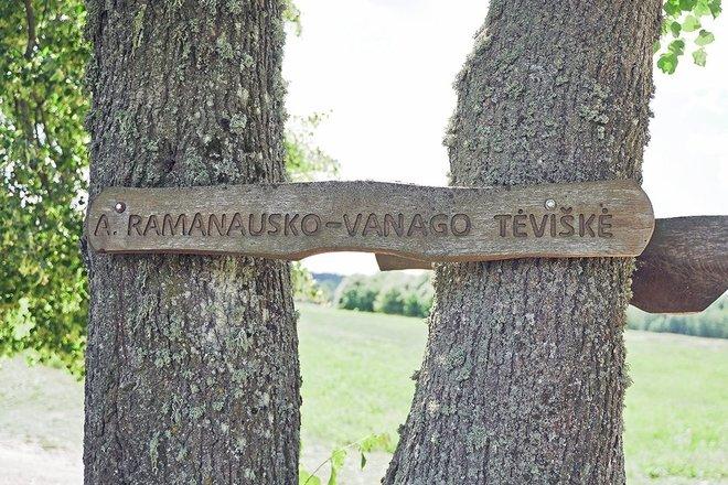 Home of Adolfas Ramanauskas-Vanagas