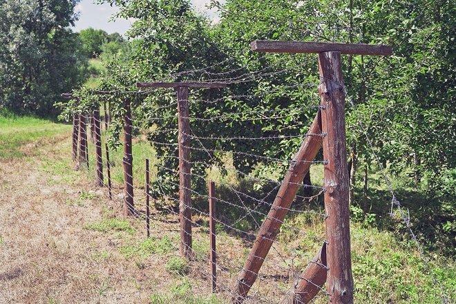 "Border Road ""Iron Curtain"""