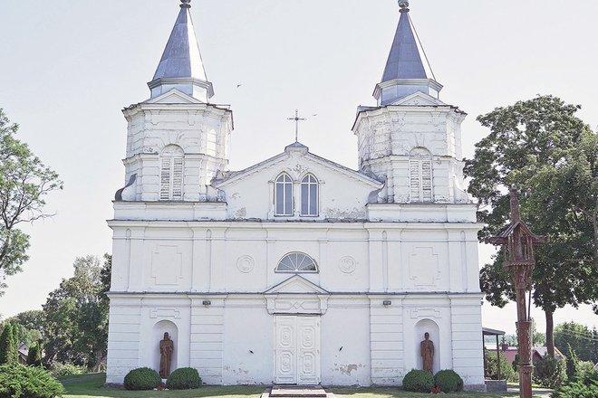 Metelių Kristaus Atsimainymo bažnyčia