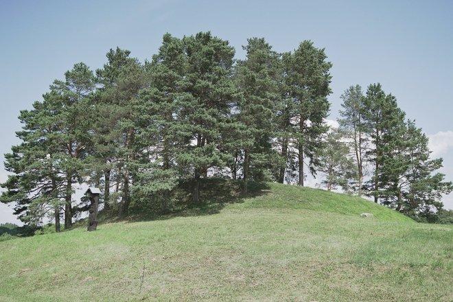 Giraitės piliakalnis