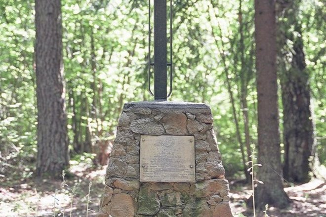 The Fighting and Death Place of Lithuanian Partisans