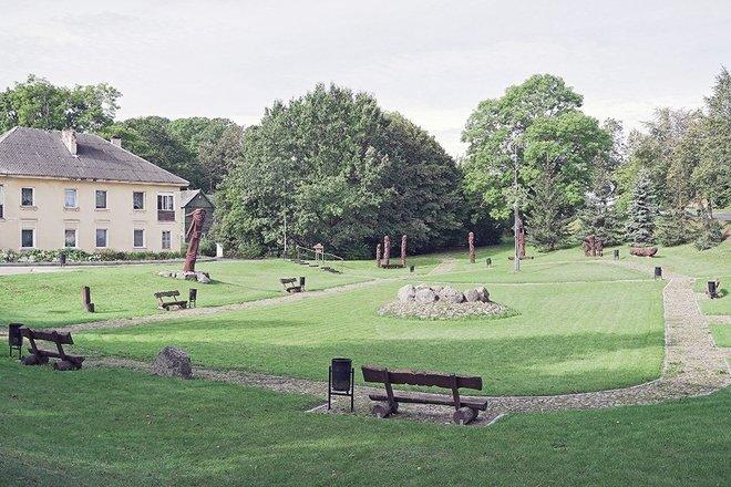 Veisiejų miestelio istorinis centras