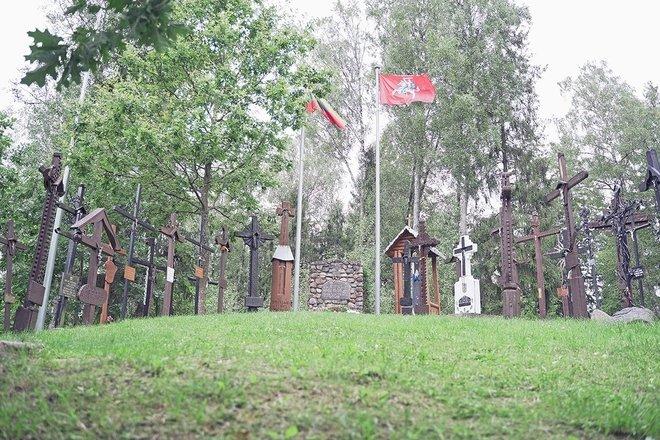 Site of the Kalniškė Battle