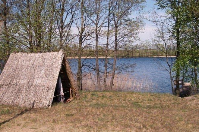 A. Kubiliaus stovyklavietė
