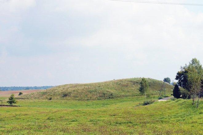 Kuklių piliakalnis