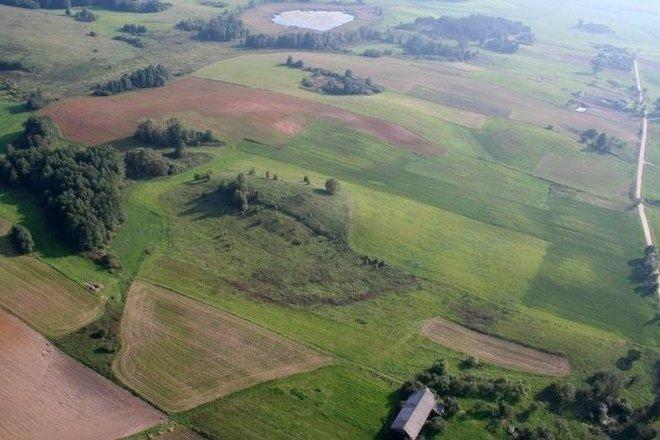 Paliūnų piliakalnis